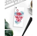 Etui na telefon Sony Xperia XA1 Ultra Król Flaming