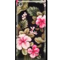 Etui na telefon Sony Xperia XA1 Ultra Kwiatowy Raj