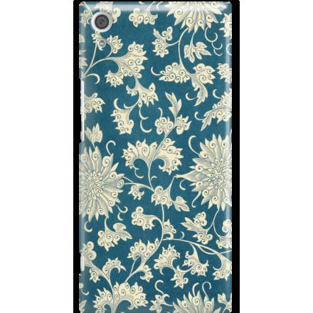 Etui na telefon Sony Xperia XA1 Ultra Kwiaty Ornamenty