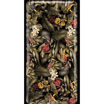 Etui na telefon Sony Xperia XA Egzotyczne Rośliny
