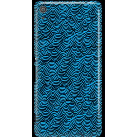 Etui na telefon Sony Xperia XA Falujące Morze