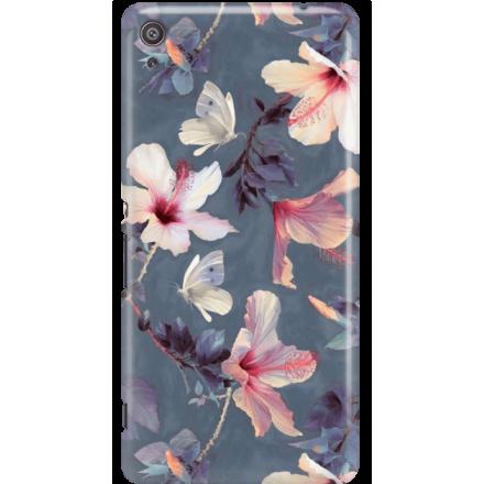 Etui na telefon Sony Xperia XA Kwiatowy Ogród