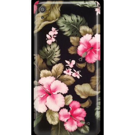 Etui na telefon Sony Xperia XA Kwiatowy Raj