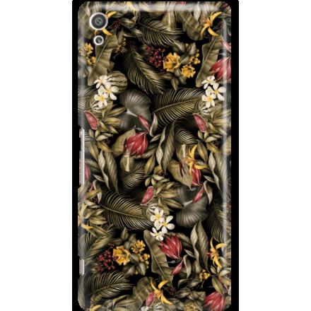 Etui na telefon Sony Xperia XA Ultra Egzotyczne Rośliny