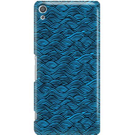 Etui na telefon Sony Xperia XA Ultra Falujące Morze