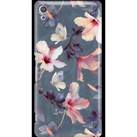 Etui na telefon Sony Xperia XA Ultra Kwiatowy Ogród