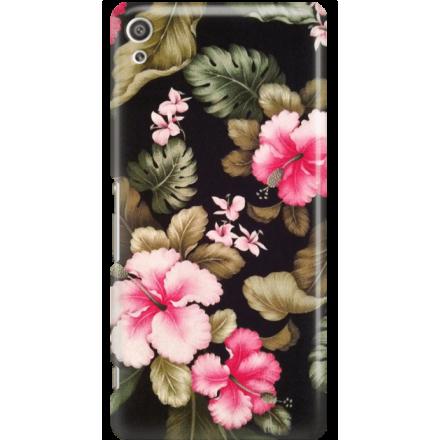 Etui na telefon Sony Xperia XA Ultra Kwiatowy Raj