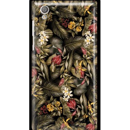 Etui na telefon Sony Xperia L1 Egzotyczne Rośliny