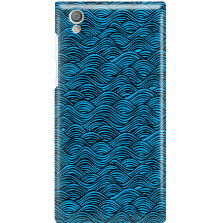 Etui na telefon Sony Xperia L1 Falujące Morze