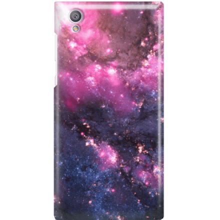 Etui na telefon Sony Xperia L1 Galaktyka
