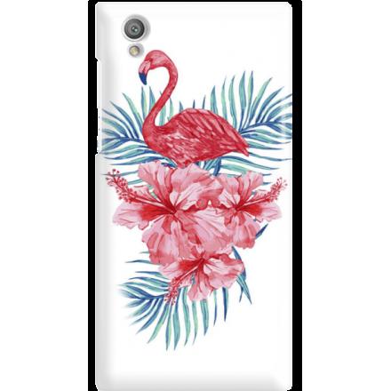 Etui na telefon Sony Xperia L1 Król Flaming