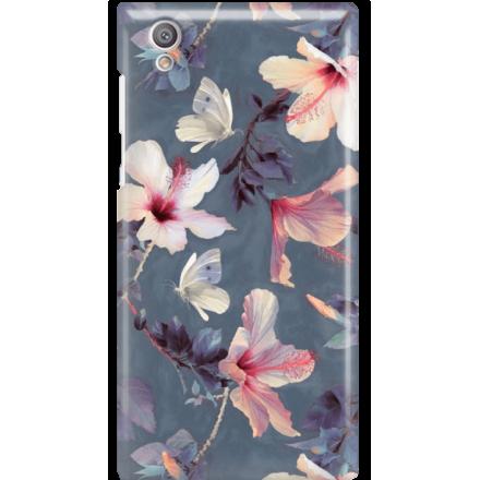 Etui na telefon Sony Xperia L1 Kwiatowy Ogród