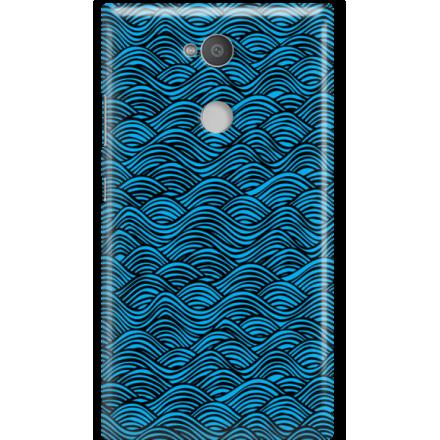 Etui na telefon Sony Xperia L2 Falujące Morze