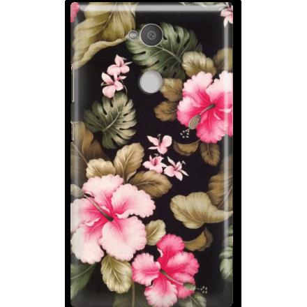 Etui na telefon Sony Xperia L2 Kwiatowy Raj