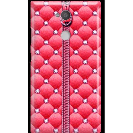 Etui na telefon Sony Xperia L2 Torebka Diamenty
