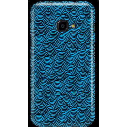 Etui na telefon Samsung Galaxy Xcover 4 Falujące Morze