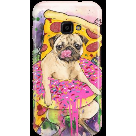 Etui na telefon Samsung Galaxy Xcover 4 Głodny Mops