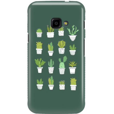 Etui na telefon Samsung Galaxy Xcover 4 Kaktusy