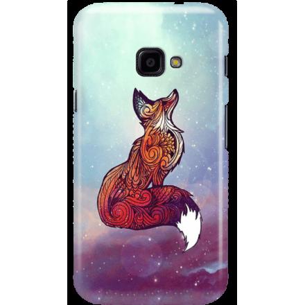 Etui na telefon Samsung Galaxy Xcover 4 Kosmiczny Lis