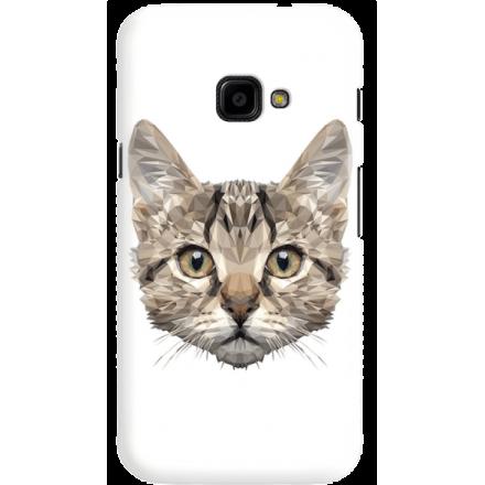 Etui na telefon Samsung Galaxy Xcover 4 Kot Geometryczny