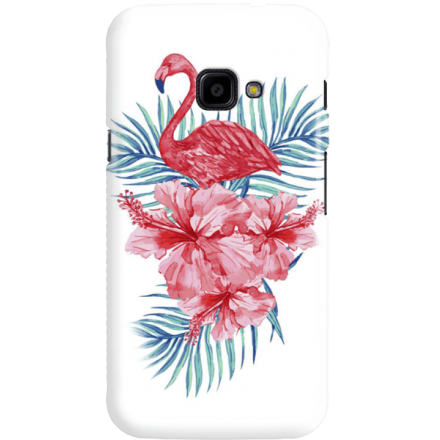 Etui na telefon Samsung Galaxy Xcover 4 Król Flaming