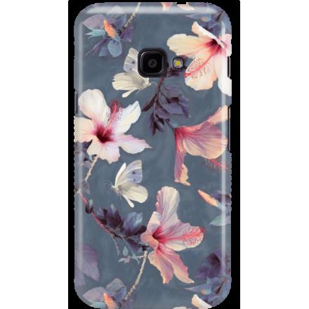 Etui na telefon Samsung Galaxy Xcover 4 Kwiatowy Ogród