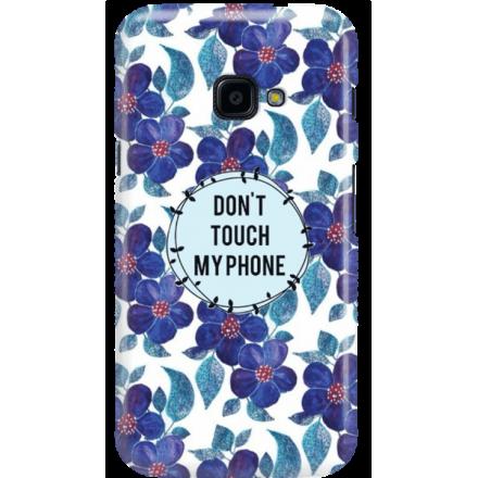 Etui na telefon Samsung Galaxy Xcover 4 Kwiaty