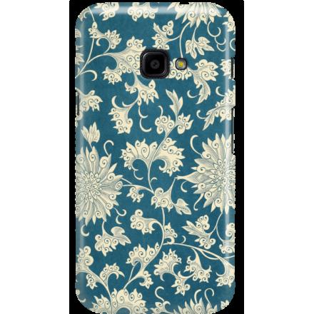 Etui na telefon Samsung Galaxy Xcover 4 Kwiaty Ornamenty
