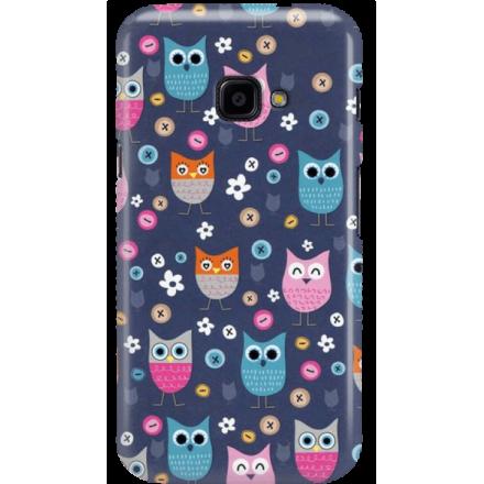 Etui na telefon Samsung Galaxy Xcover 4 Sowy