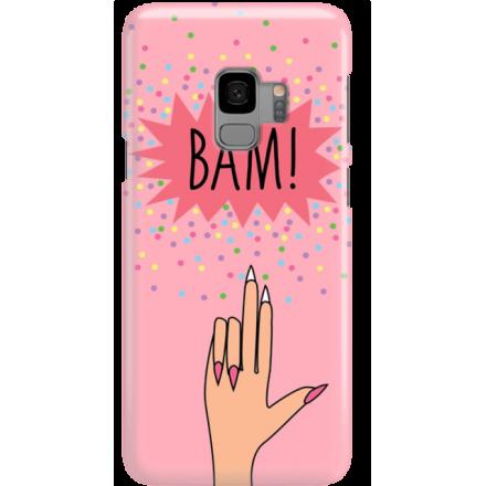 Etui na telefon Samsung Galaxy S9 Bam