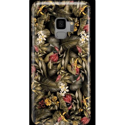 Etui na telefon Samsung Galaxy S9 Egzotyczne Rośliny