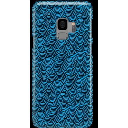 Etui na telefon Samsung Galaxy S9 Falujące Morze