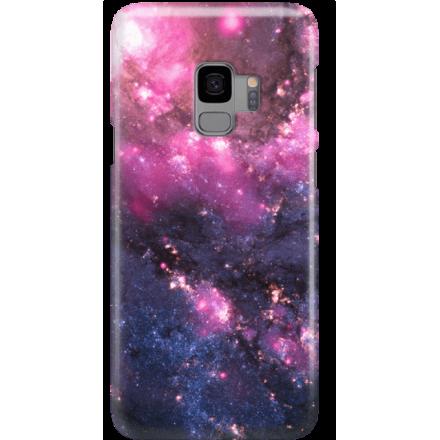 Etui na telefon Samsung Galaxy S9 Galaktyka