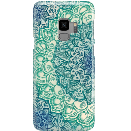 Etui na telefon Samsung Galaxy S9 Koronka