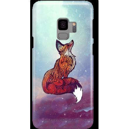 Etui na telefon Samsung Galaxy S9 Kosmiczny Lis