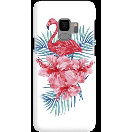 Etui na telefon Samsung Galaxy S9 Król Flaming