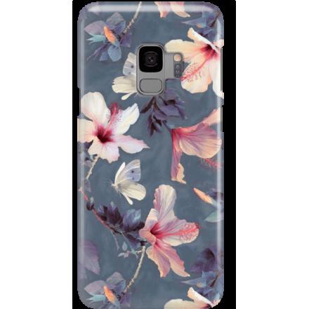 Etui na telefon Samsung Galaxy S9 Kwiatowy Ogród