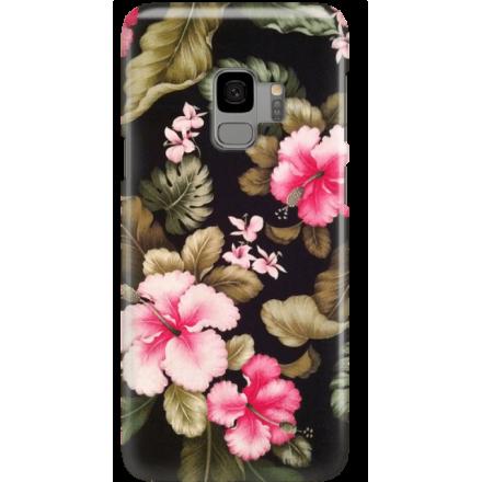 Etui na telefon Samsung Galaxy S9 Kwiatowy Raj