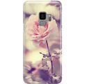 Etui na telefon Samsung Galaxy S9 Pastelowa Róża