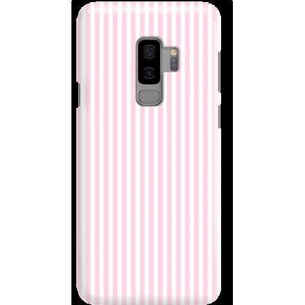 Etui na telefon Samsung Galaxy S9 Plus Candy Różowe Paski