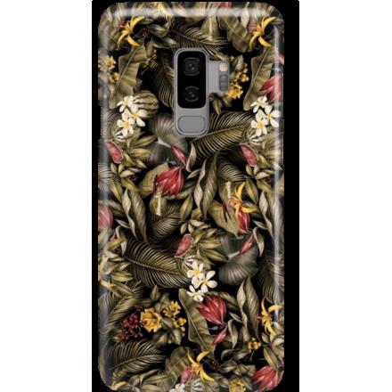 Etui na telefon Samsung Galaxy S9 Plus Egzotyczne Rośliny