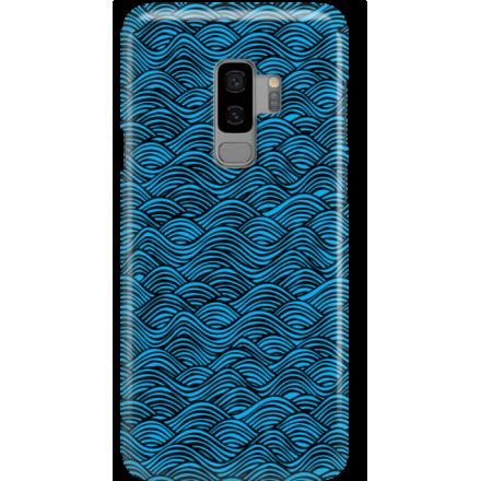 Etui na telefon Samsung Galaxy S9 Plus Falujące Morze
