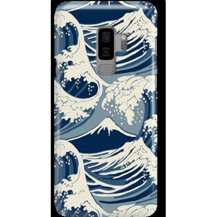 Etui na telefon Samsung Galaxy S9 Plus Japonskie Fale