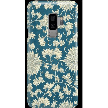 Etui na telefon Samsung Galaxy S9 Plus Kwiaty Ornamenty