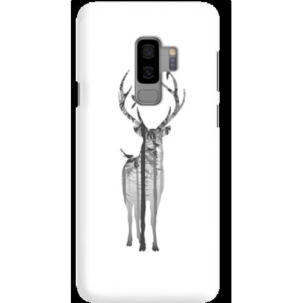Etui na telefon Samsung Galaxy S9 Plus Leśny Jeleń