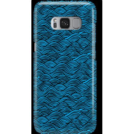Etui na telefon Samsung Galaxy S8 Falujące Morze