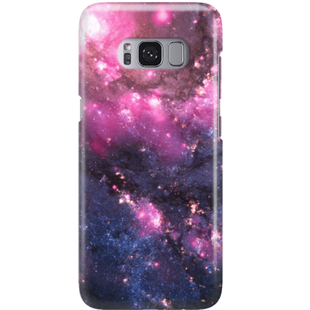 Etui na telefon Samsung Galaxy S8 Galaktyka