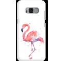 Etui na telefon Samsung Galaxy S8 Malowany Flaming