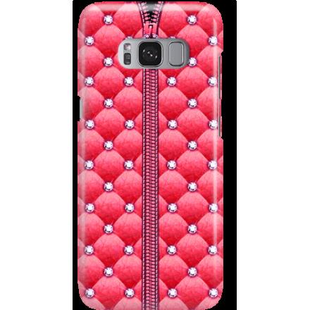 Etui na telefon Samsung Galaxy S8 Torebka Diamenty