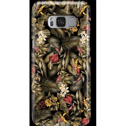Etui na telefon Samsung Galaxy S8 Plus Egzotyczne Rośliny